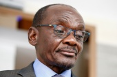 Mohadi says there is a political plot against him [File: Feline Lim/Reuters]