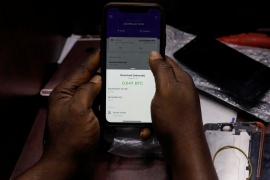 Nigeria is Africa's largest Bitcoin market by trading volume [File: Temilade Adelaja/Reuters]