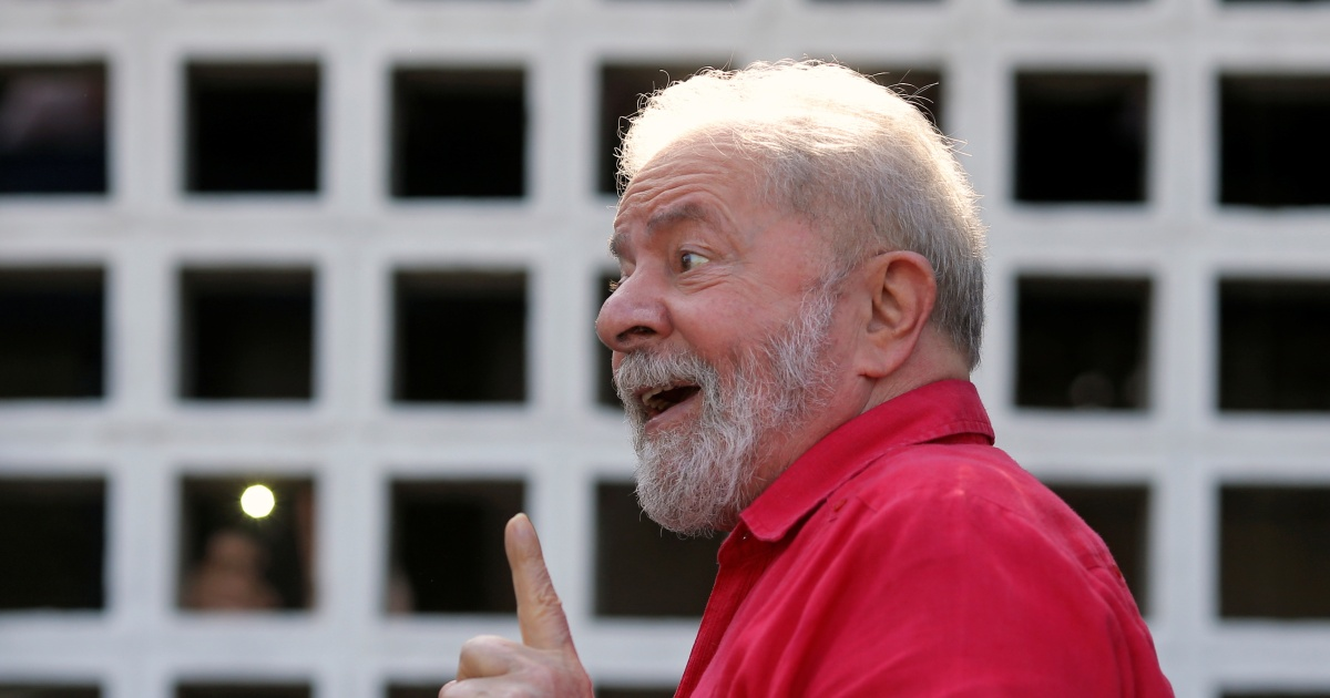 Brazil Supreme Court rules judge who convicted Lula was 'biased'