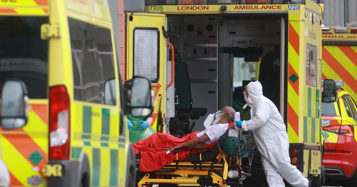 COVID: UK variant up to 100 percent more deadly, study finds   Coronavirus  pandemic News   Al Jazeera