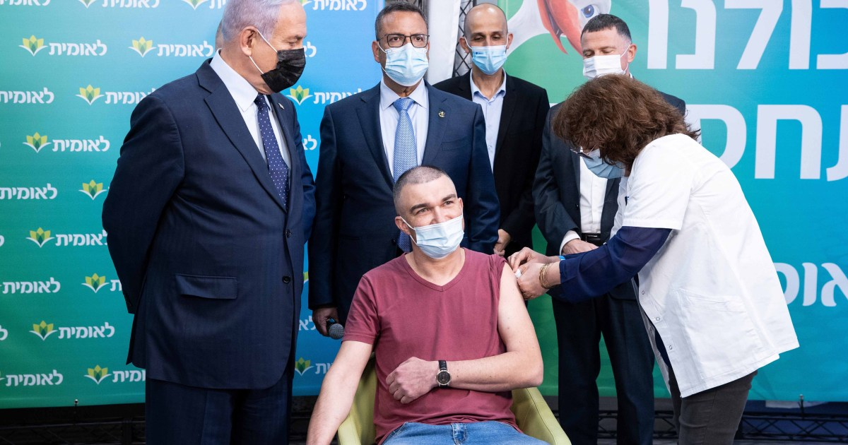 Israel's Dan David Prize and vaccine apartheid | Middle East News