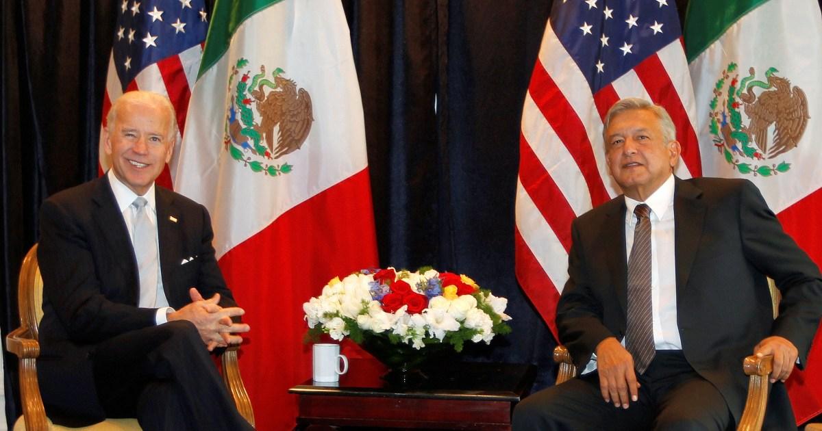 Lopez Obrador to virtually meet Biden, ask for vaccine 'loan'