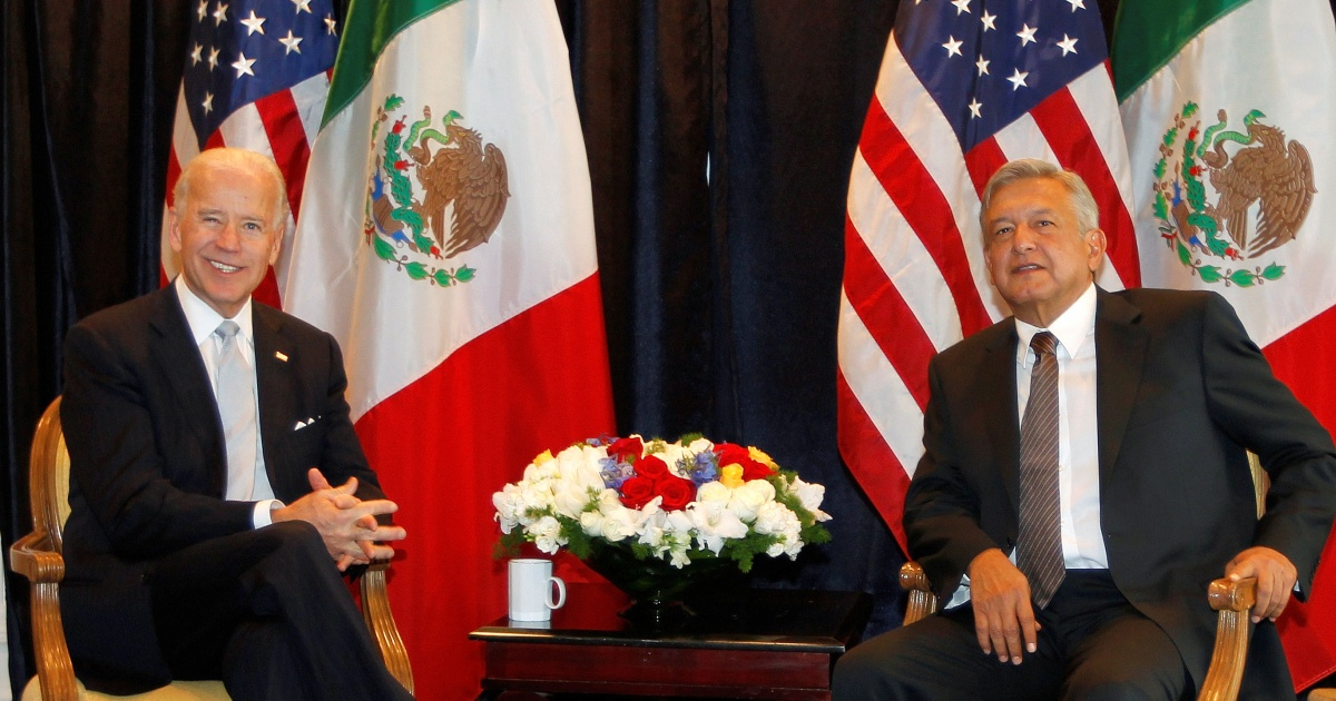 Lopez Obrador to nearly meet Biden, ask for vaccine 'mortgage'