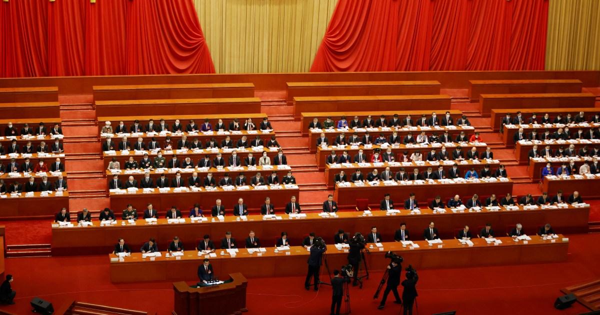 China units modest 6% financial development goal amid COVID rebound