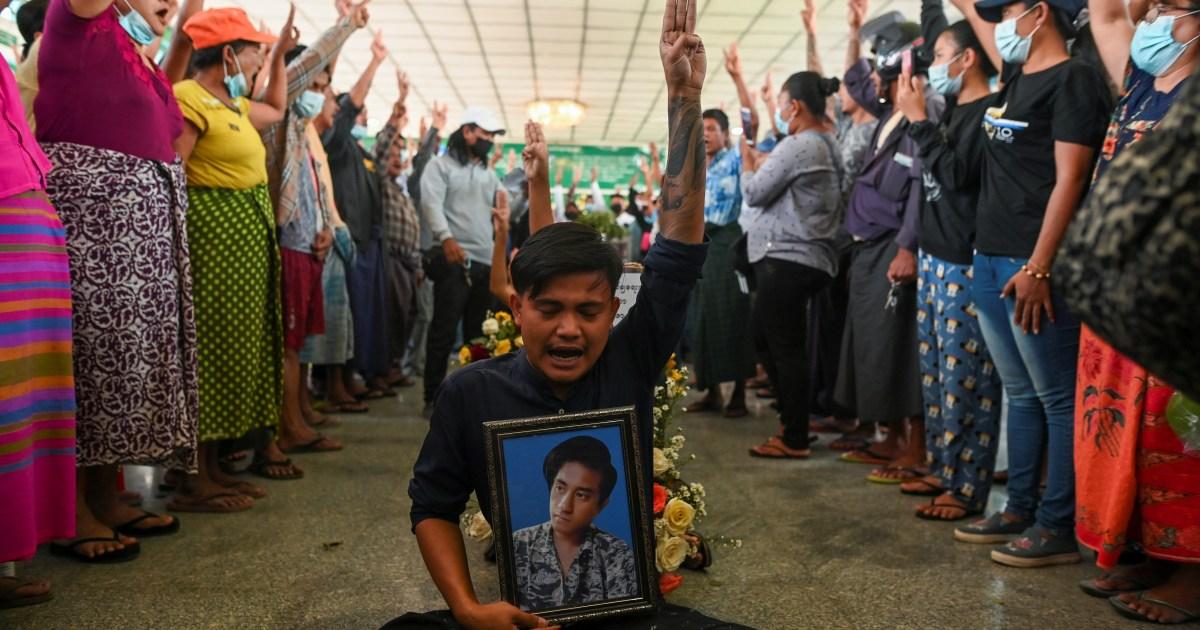 UN envoy demands nations put Myanmar forces 'on notice'