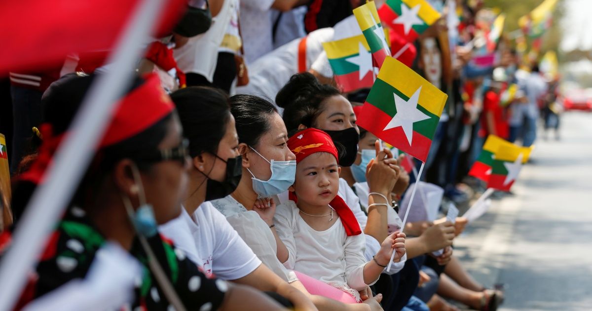 The world must act now to stop the brutality of Myanmar's junta