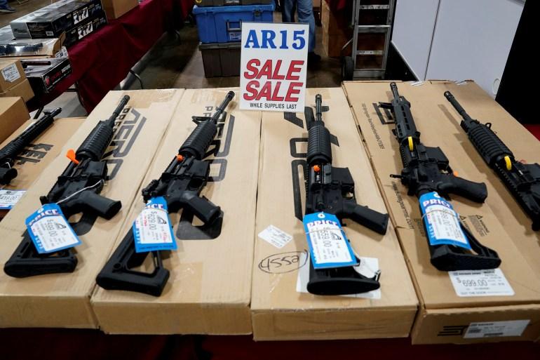 2021 03 11T171544Z 288579093 RC259M9RKE40 RTRMADP 3 USA CONGRESS GUNS