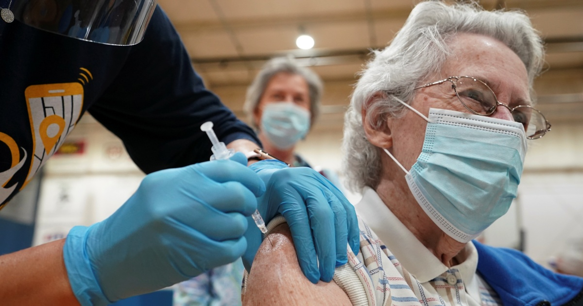 AS melampaui 100 juta vaksinasi COVID thumbnail