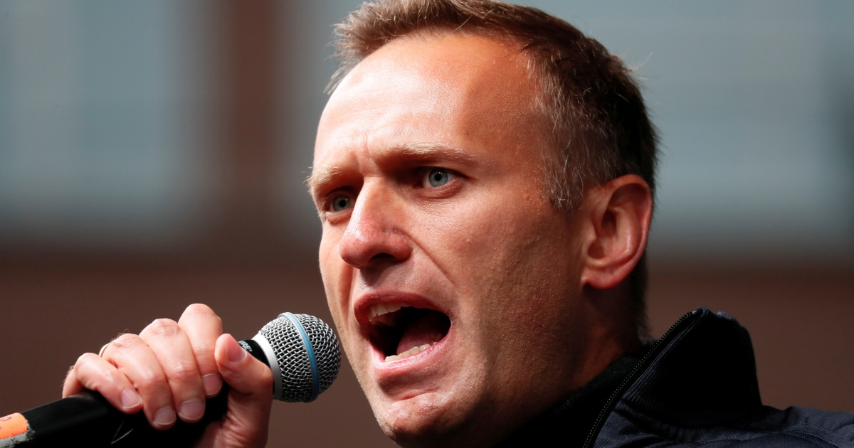 Russia: Prosecutors seek to outlaw Navalny's activist network