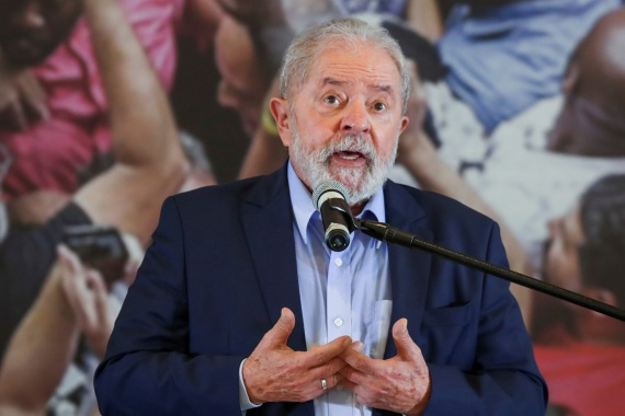 Lula, 75, who led Brazil from 2003 to 2010, had a corruption conviction against him annulled earlier this month [File: Amanda Perobelli/Reuters]