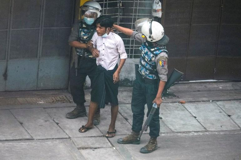 Overthrown Myanmar politicians eye ICC probe over killings | Politics News  | Al Jazeera