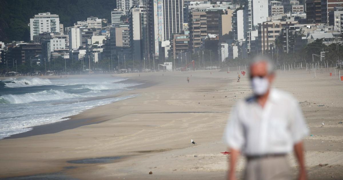 Brasil sedang dalam pembicaraan dengan AS untuk mengimpor vaksin COVID tambahan thumbnail
