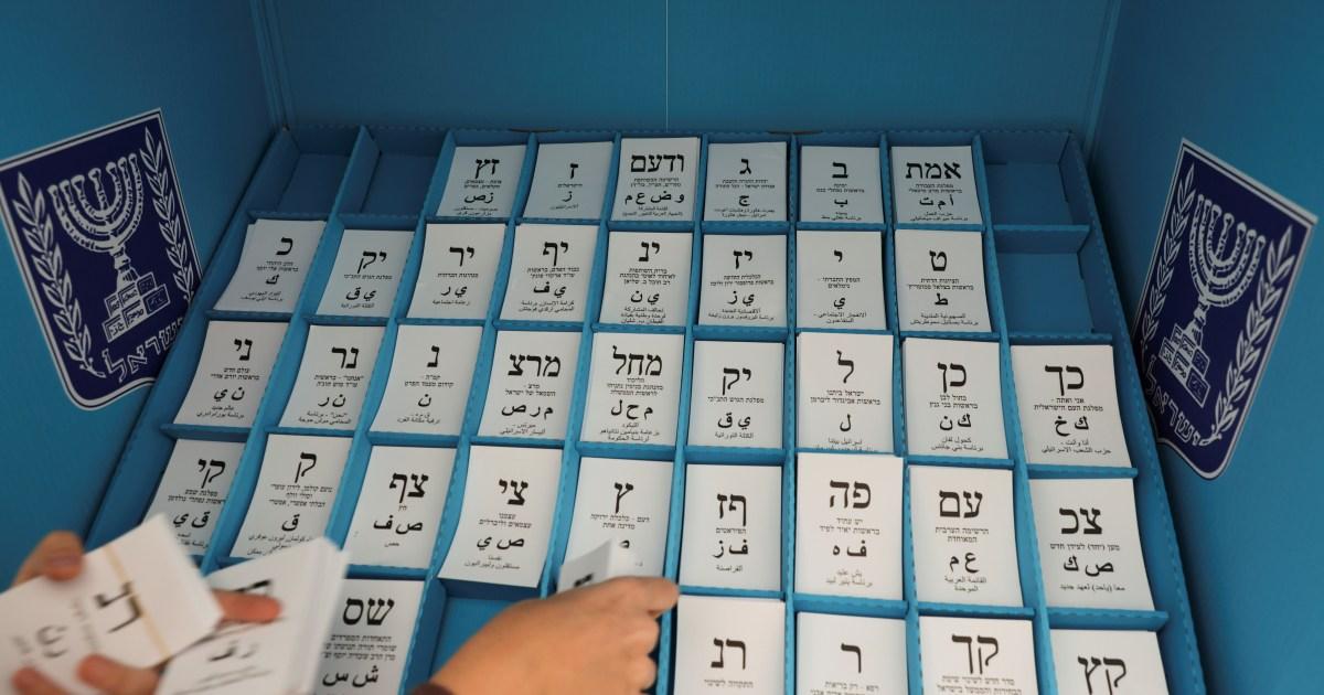 Israel menawarkan bunyi dalam pemilihan keempat dalam dua tahun thumbnail