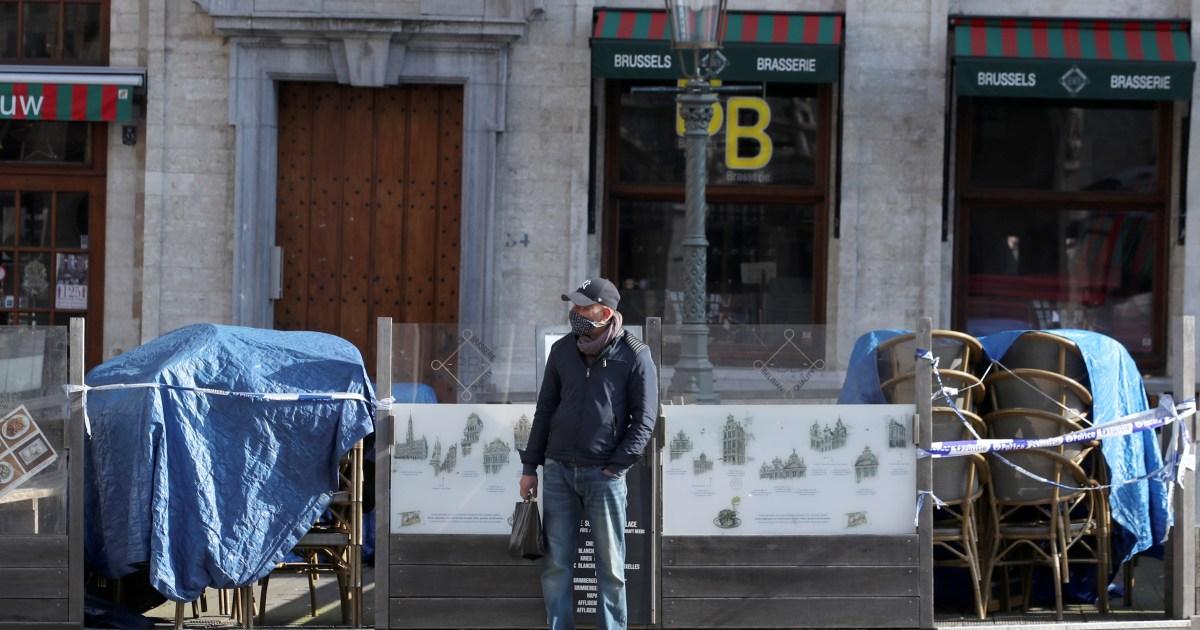 Several European countries expand COVID curbs; France 'critical' - Al Jazeera English