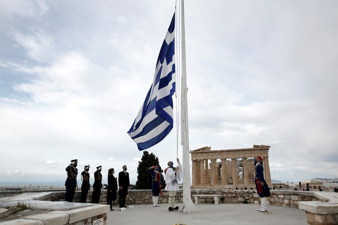 In Pictures: 200th anniversary of the Greek War of Independence | Greece  News | Al Jazeera