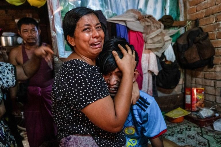 Myanmar in call girl yangon Myanmar coup: