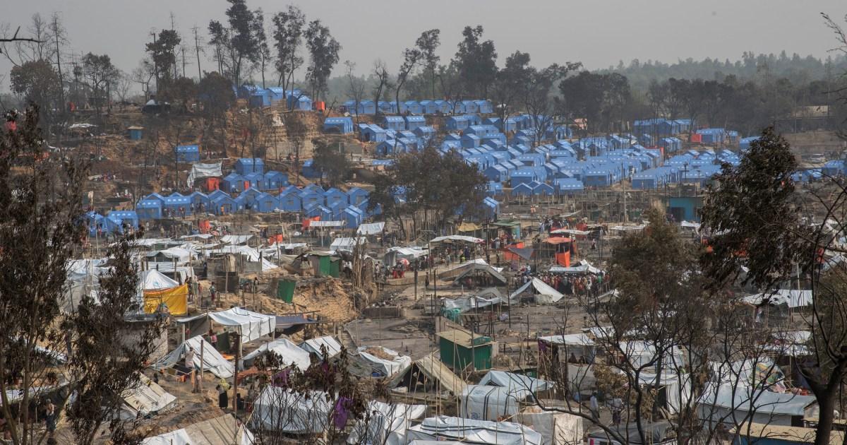 Watch Seven killed in Rohingya refugee camp assault: Bangladesh police – Al Jazeera English News