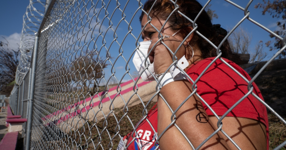 Matamoros to the US: A long journey across a short bridge | Child Rights News