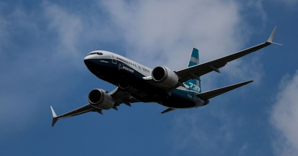 China not able to clear Boeing 737 MAX for flight