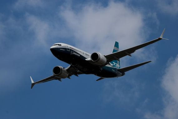 China is a crucial market for Boeing and the 737 MAX [File: Bloomberg]