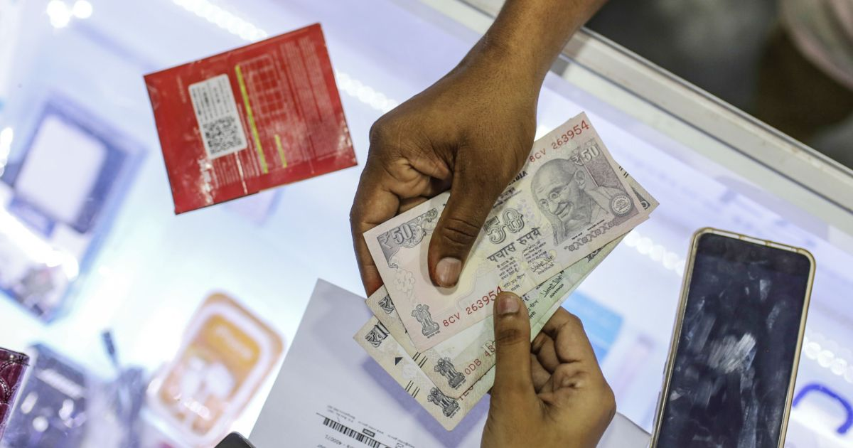 US Big Tech firms jostle for India's huge digital payments market