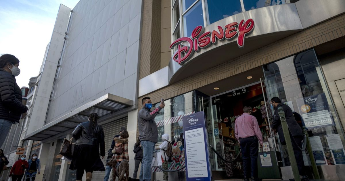 Disney downsize: Company plans to close 20 percent of shops
