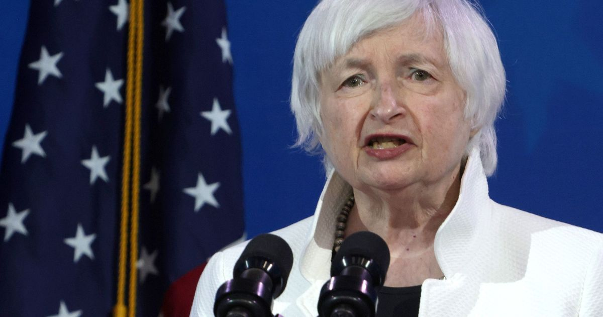 Yellen unveils $9bn in new funds to help low-income communities