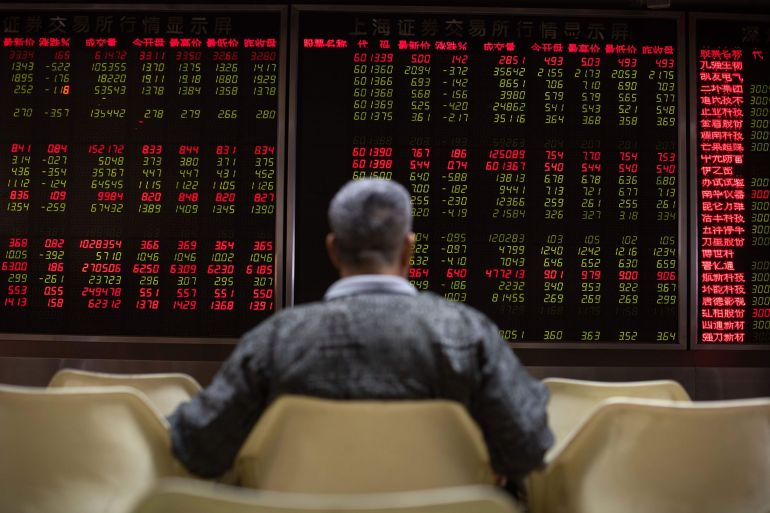 Lonjakan ekspor China menambah berita ekonomi yang menyenangkan [File: Nicolas Asfouri / AFP / Getty Images]