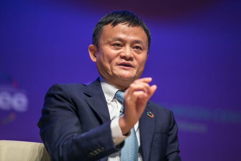 Menyusul kritik pendiri Alibaba Jack Ma terhadap sistem peraturannya tahun lalu, Beijing sangat menjatuhkan perusahaan, yang mengarah ke rak penawaran umum perdana senilai 37 miliar dari afiliasi keuangan Ant Group File Jean Chung/Bloomberg