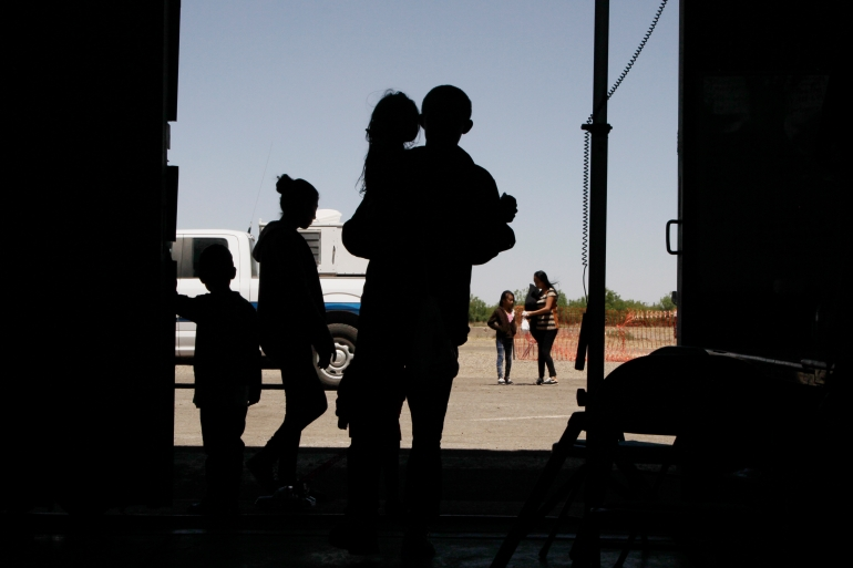 The Biden administration has faced an increase of border crossings as it has promised more human immigration policies [File: Cedar Attanasio/The Associated Press]