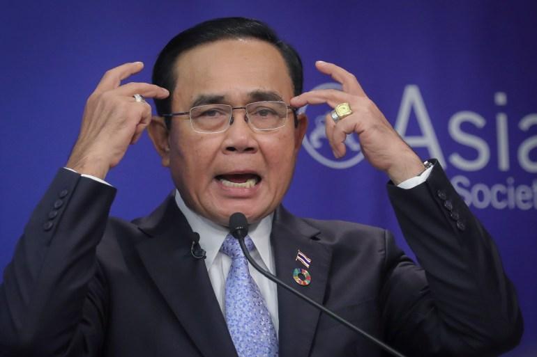 Prayuth telah mengarahkan kementerian pertahanan untuk menyelidiki tuduhan tersebut dan menjelaskannya kepada publik [File: Bebeto Matthews / AP]