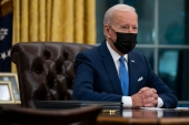 The immigration issue is shaping up to be a challenge, at the very least, for United States President Joe Biden [File: Evan Vucci/AP Photo]