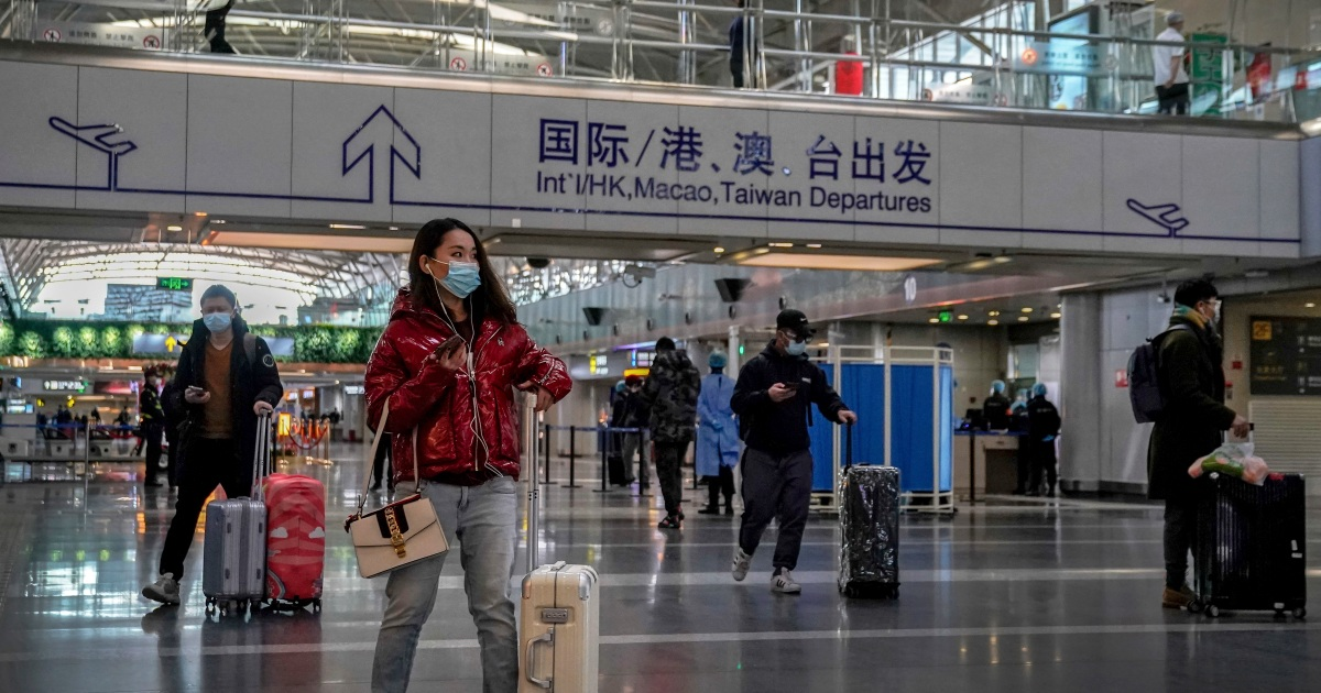 China launches 'virus passport'