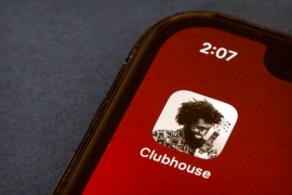 It is unclear whether the Omani ban on Clubhouse is temporary or an attempt to muzzle freedom of speech [File: Mark Schiefelbein/AP]