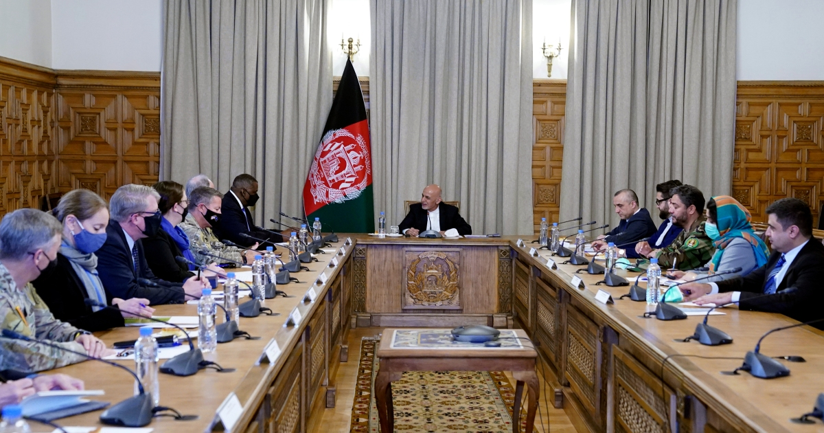 The many pitfalls of the new US proposal for Afghan peace