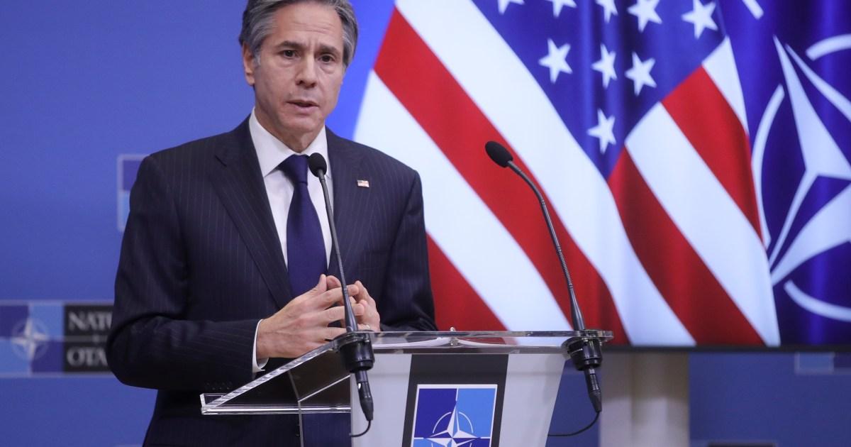 Top US envoy Blinken in Afghanistan for troop withdrawal talks | Joe Biden News