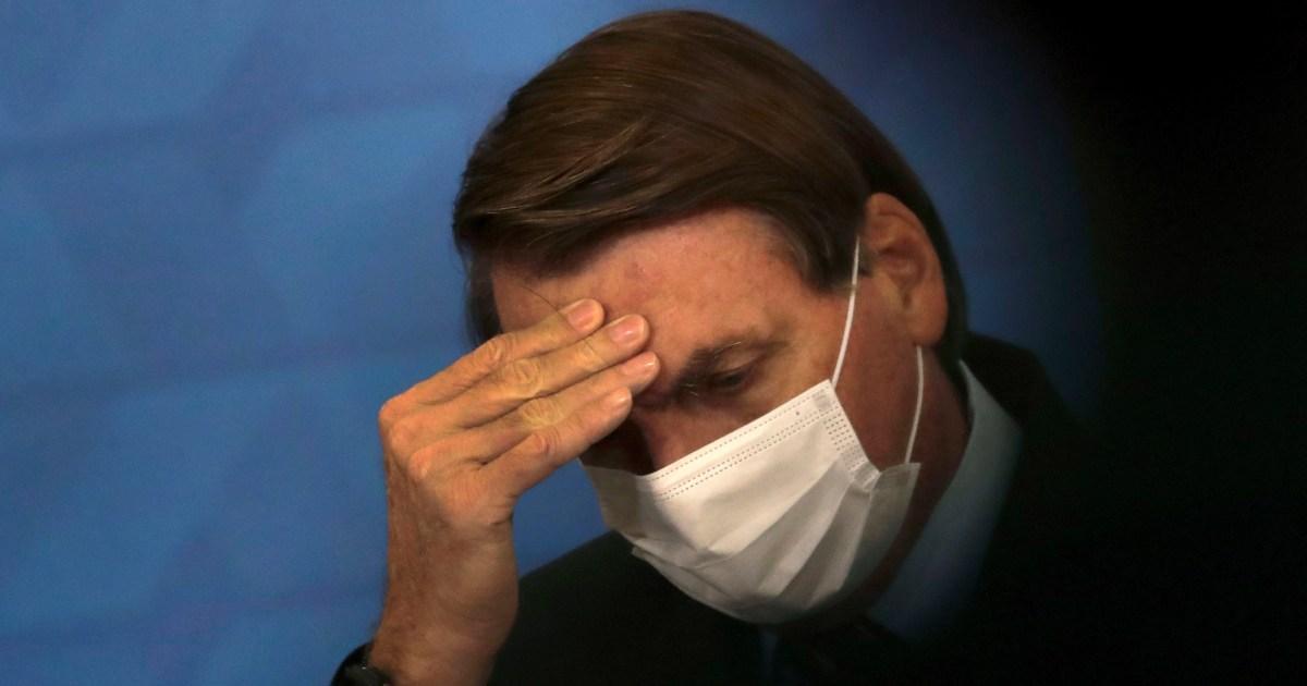 Bolsonaro, under pressure over COVID crisis, reshuffles cabinet thumbnail