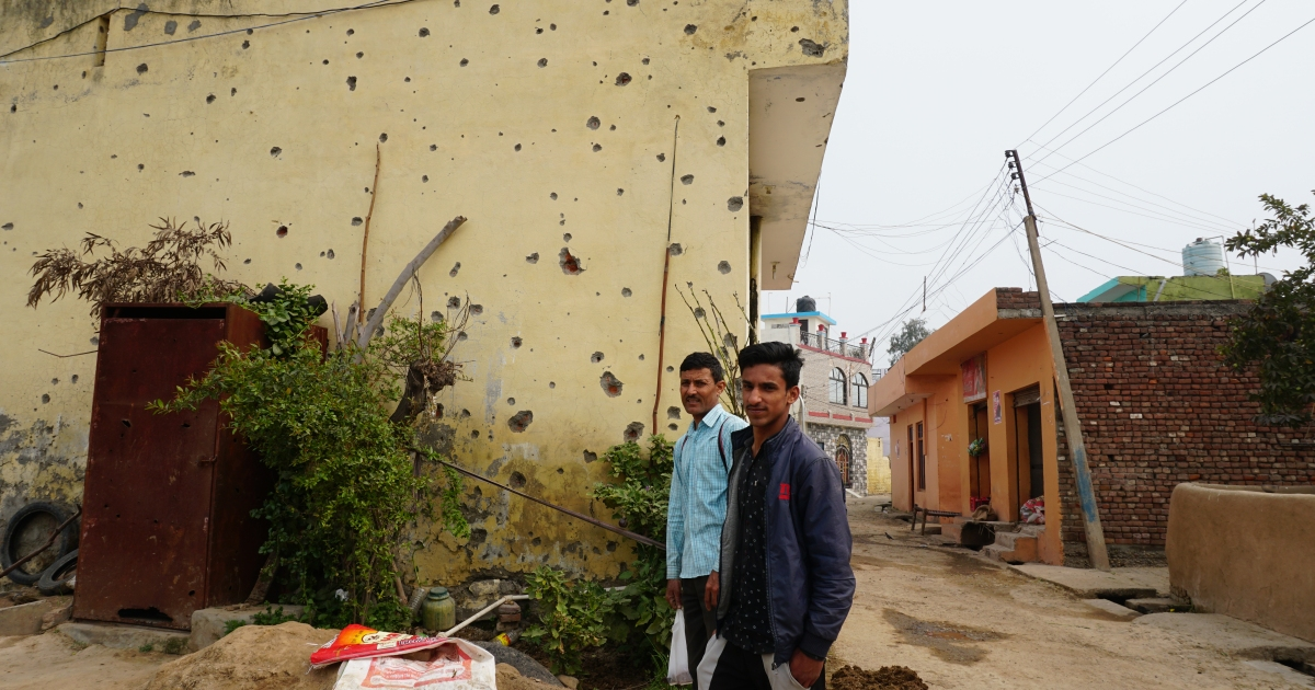 Villagers alongside India-Pakistan border sceptical of ceasefire deal