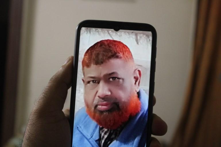 Mohammad Abdul Hai was one of the 127 Muslims arrested in 2001 [Bilal Kuchay/Al Jazeera]