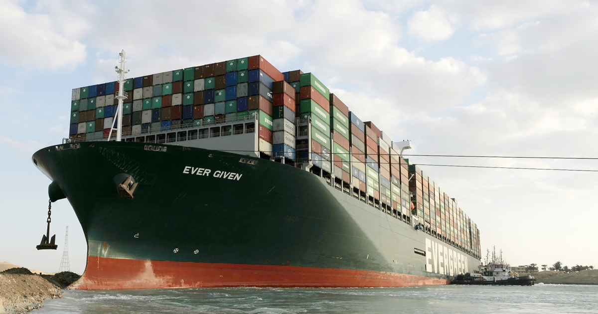 Suez crisis creates winners and losers in the global supply chain | Business and Economy News