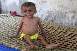 How to stop pending famine in Yemen?