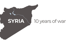 Syria's war: Ten years – and counting