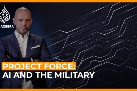 Project Force: AI and the military – a friend or foe?
