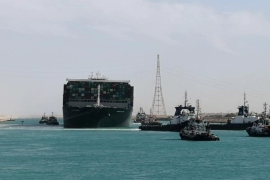 Can another Suez Canal blockage be avoided?