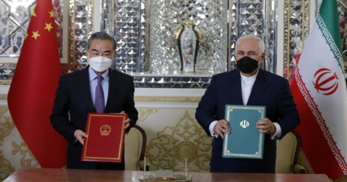 What is behind China and Iran's 'strategic' deal?