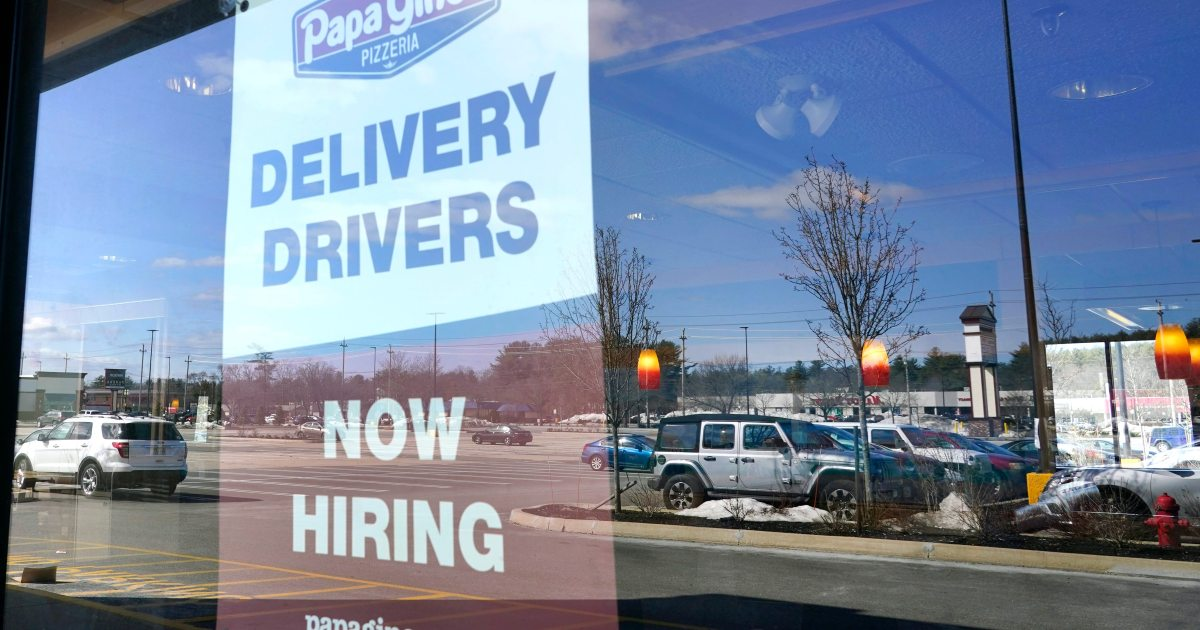 Klaim pengangguran mingguan AS jatuh ke level terendah generasi pandemi thumbnail