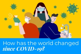 Infographic: How has the world changed since COVID-19?