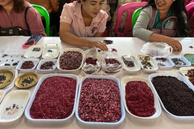 Military coup clouds control over jade, gems in Myanmar | Myanmar News