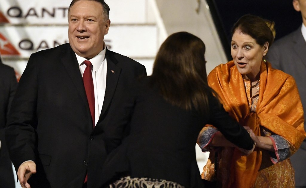 From pet care to salon bookings: Pompeo ethics abuses reported