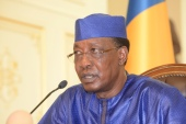 Idriss Deby came to power in a 1990 coup [File: Brahim Adji/AFP]